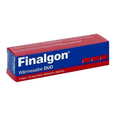 Finalgon Wärmesalbe Duo 4 mg/g + 25 mg/g  bei versandapo.de bestellen