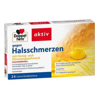 Doppelherz gegen Halsschmerzen Lutschtabletten  bei versandapo.de bestellen