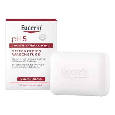 Eucerin pH5 seifenfreies Waschstück empfindl.Haut  bei versandapo.de bestellen