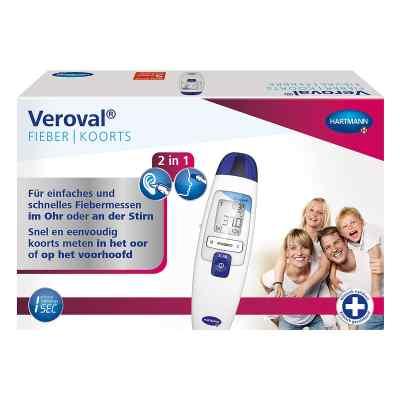 Veroval 2in1 Infrarot-fieberthermometer  bei versandapo.de bestellen