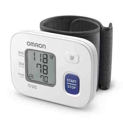 Omron Rs2 Handgelenk Blutdruckmessgerät Hem-6161-d  bei versandapo.de bestellen