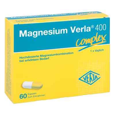 Magnesium Verla 400 Kapseln  bei versandapo.de bestellen