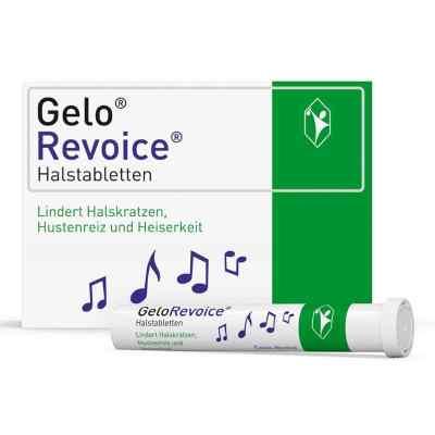 Gelorevoice Halstabletten Cassis-menthol Lut.-tab.  bei versandapo.de bestellen