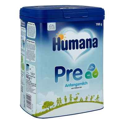 Humana Anfangsmilch Pre Pulver  bei versandapo.de bestellen