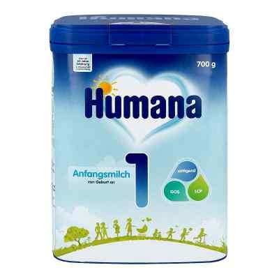 Humana Anfangsmilch 1 Pulver  bei versandapo.de bestellen