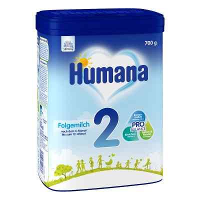 Humana Folgemilch 2 Pulver  bei versandapo.de bestellen