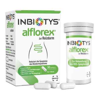 Inbiotys Alflorex bei Reizdarm Kapseln  bei versandapo.de bestellen