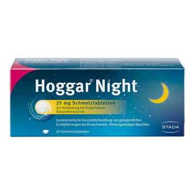 Hoggar Night 25 mg Schmelztabletten  bei versandapo.de bestellen