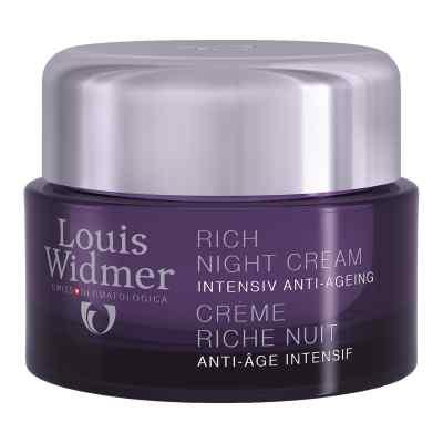 Widmer Rich Night Cream leicht parfümiert  bei versandapo.de bestellen