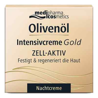 Olivenöl Intensivcreme Gold Zell-aktiv Nachtcreme  bei versandapo.de bestellen