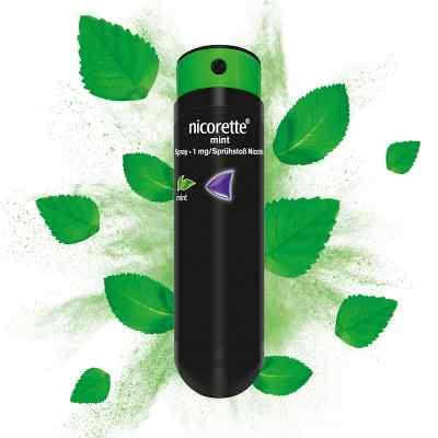 Nicorette Mint Spray 1 mg/Sprühstoss  bei versandapo.de bestellen
