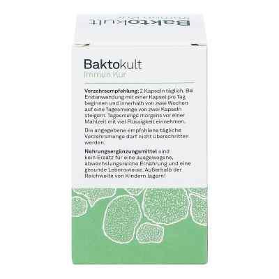 Baktokult Immun Kur Kapseln  bei versandapo.de bestellen