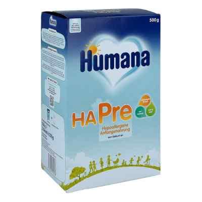 Humana Ha Pre Anfangsnahrung 2019 Pulver  bei versandapo.de bestellen