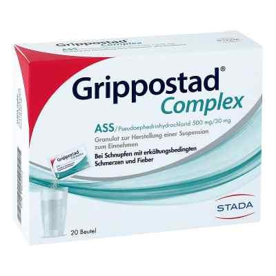 Grippostad Complex  bei versandapo.de bestellen