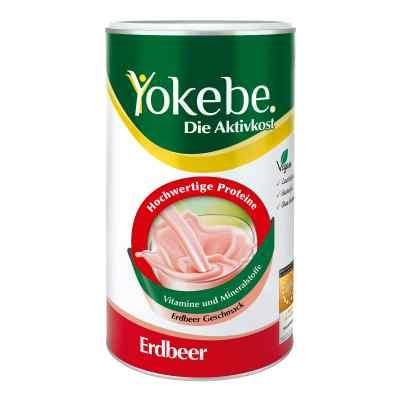 Yokebe Erdbeer Nf Pulver  bei versandapo.de bestellen