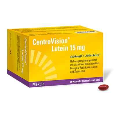 Centrovision Lutein 15 mg Kapseln  bei versandapo.de bestellen
