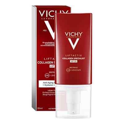 Vichy Liftactiv Collagen Specialist Creme Lsf 25  bei versandapo.de bestellen