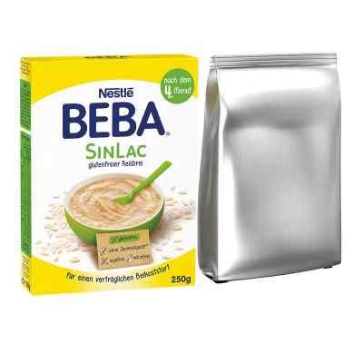 Nestle Beba sinlac glutenfreier Reisbrei noctu d.4 M.  bei versandapo.de bestellen