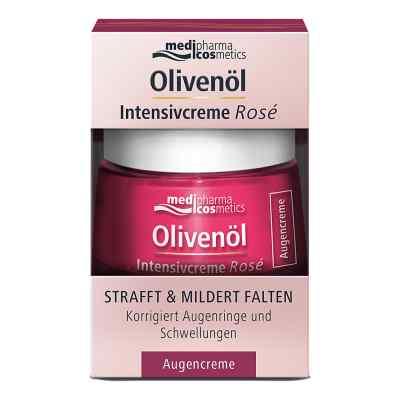 Olivenöl Intensivcreme Rose Augencreme  bei versandapo.de bestellen