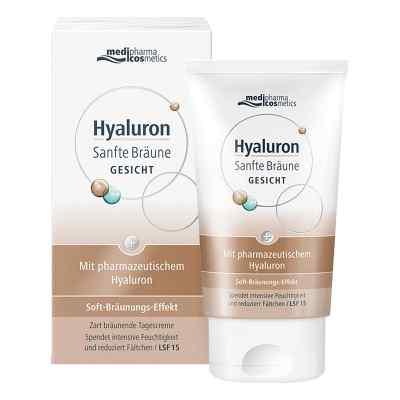 Hyaluron Sanfte Bräune Gesichtspflege Creme  bei versandapo.de bestellen