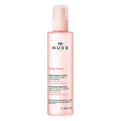Nuxe Very Rose Lotion für das Gesicht  bei versandapo.de bestellen