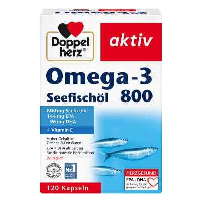 Doppelherz Omega3 800 Seefischöl  bei versandapo.de bestellen