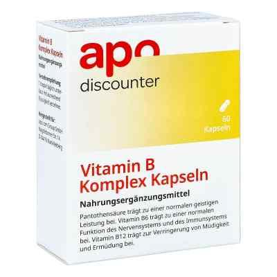 Vitamin B Komplex Kapseln von apo-discounter  bei versandapo.de bestellen