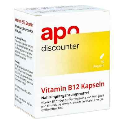 Vitamin B 12 Kapseln von apo-discounter  bei versandapo.de bestellen