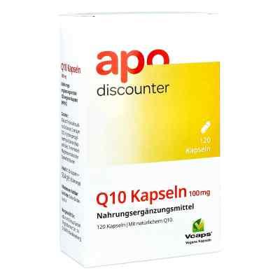 Q10 Kapseln 100 mg  bei versandapo.de bestellen