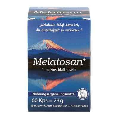 Melatosan 1 mg Einschlafkapseln  bei versandapo.de bestellen