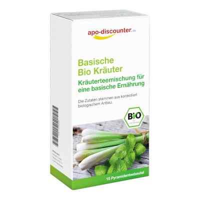 Bio Basen-Kräutertee Filterbeutel von apo-discounter  bei versandapo.de bestellen