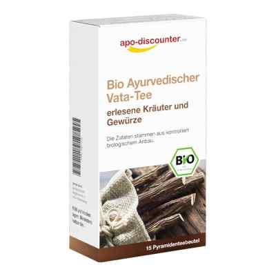 Bio Ayurvedischer Vata-Tee Filterbeutel von apo-discounter  bei versandapo.de bestellen