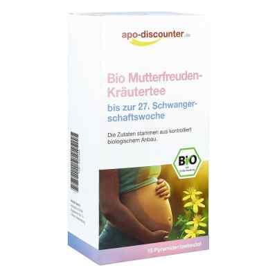 Bio Mutterfreuden-Kräutertee ohne Himbeerblätt.Fbtl. von apo-dis  bei versandapo.de bestellen