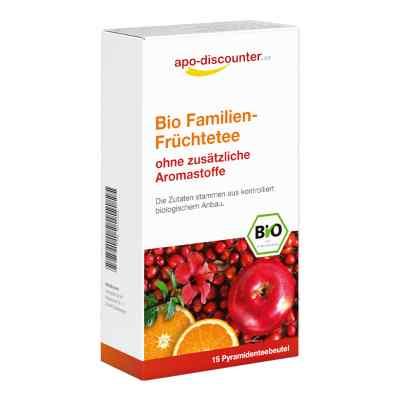 Bio Familien-Früchtetee Filterbeutel  bei versandapo.de bestellen