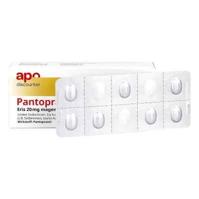 Pantoprazol Eris 20 mg TMR von apo-discounter bei Sodbrennen  bei versandapo.de bestellen