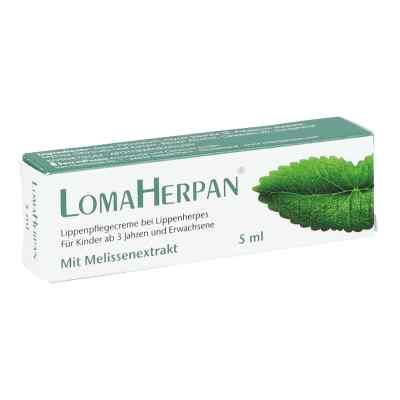 Lomaherpan Lippenpflegecreme mit Melissenextrakt  bei versandapo.de bestellen