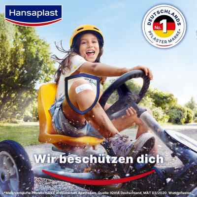 Hansaplast Sensitive Pflaster 20str  bei versandapo.de bestellen