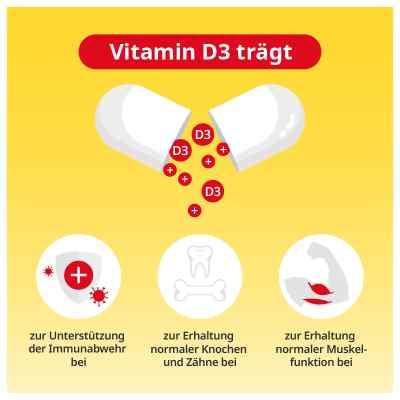 Vitamin D3 10.000 I.e. Kapseln  bei versandapo.de bestellen