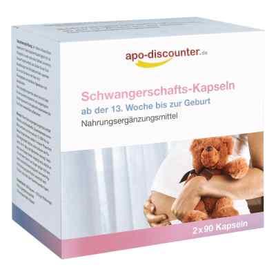 Schwangerschafts Kapseln von apo-discounter  bei versandapo.de bestellen