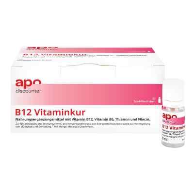 B12 Vitaminkur Trinkampullen  bei versandapo.de bestellen