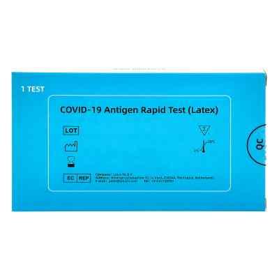 COVID-19 Antigen Saliva Schnelltest (Latex) Spucktest  bei versandapo.de bestellen