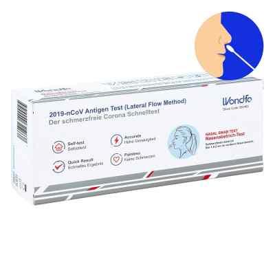 Laientest Wondfo Sars-cov-2 Antigentest zur Eigenanwendung  bei versandapo.de bestellen